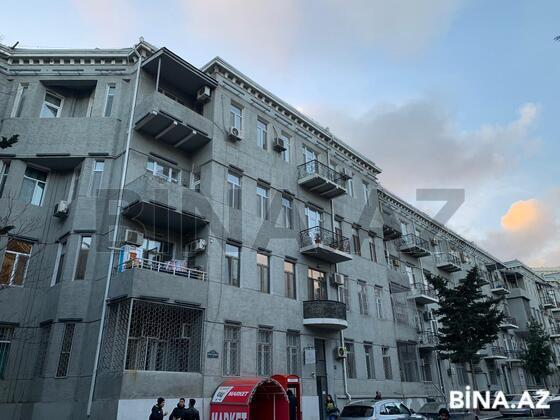 4 otaqlı köhnə tikili - İçəri Şəhər m. - 130 m² (1)