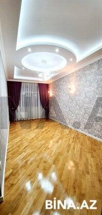 3 otaqlı yeni tikili - Qara Qarayev m. - 107 m² (1)