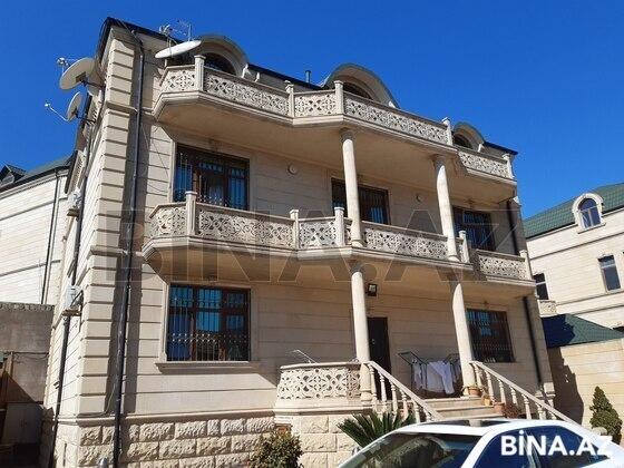 6 otaqlı ev / villa - Nəsimi m. - 509 m² (1)