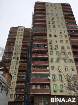 3 otaqlı yeni tikili - Memar Əcəmi m. - 106 m² (1)