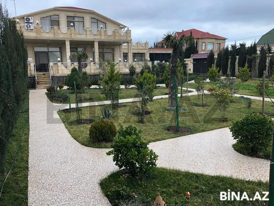 10-комн. дом / вилла - пос. Мардакан - 670 м² (1)