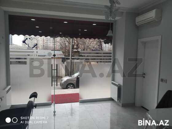 2 otaqlı ofis - Nəsimi r. - 80 m² (1)