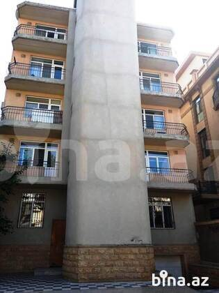 4 otaqlı ofis - Nəriman Nərimanov m. - 230 m² (1)