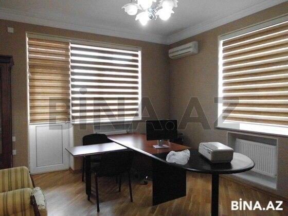 4 otaqlı ofis - Nəriman Nərimanov m. - 200 m² (1)