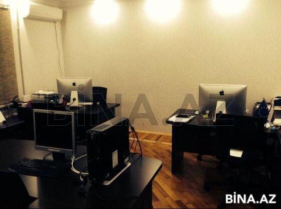 3 otaqlı ofis - Şah İsmayıl Xətai m. - 100 m² (1)