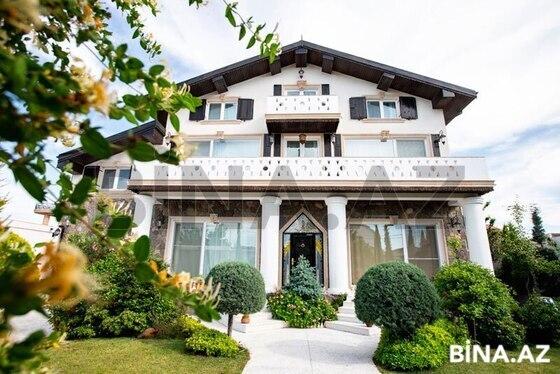 Bağ - Buzovna q. - 550 m² (1)