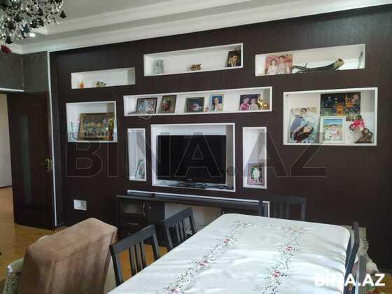 3 otaqlı yeni tikili - Həzi Aslanov q. - 127 m² (1)