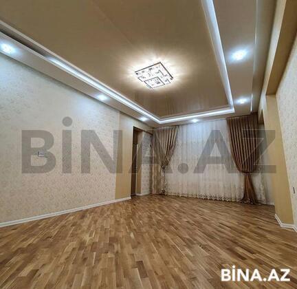 3 otaqlı yeni tikili - Həzi Aslanov m. - 128 m² (1)