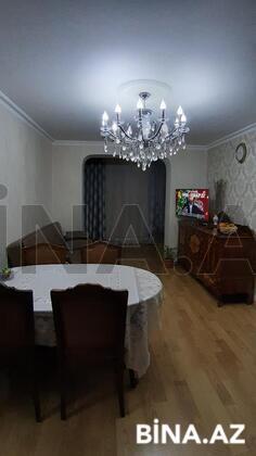 3 otaqlı köhnə tikili - İnşaatçılar m. - 78 m² (1)
