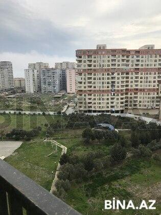 3 otaqlı yeni tikili - Həzi Aslanov q. - 118 m² (1)