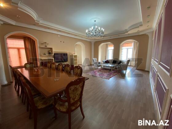 6 otaqlı ev / villa - Sahil m. - 350 m² (1)
