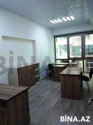 1 otaqlı ofis - Şah İsmayıl Xətai m. - 30 m² (1)