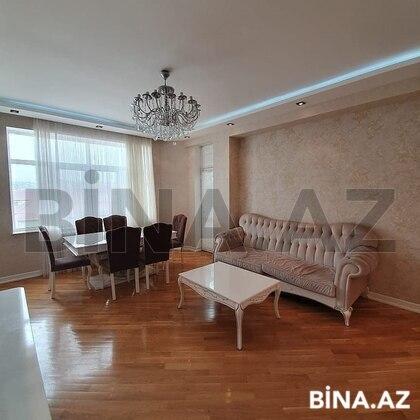 3 otaqlı yeni tikili - Həzi Aslanov m. - 92 m² (1)