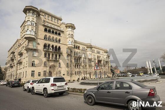 4 otaqlı köhnə tikili - Sahil m. - 125 m² (1)