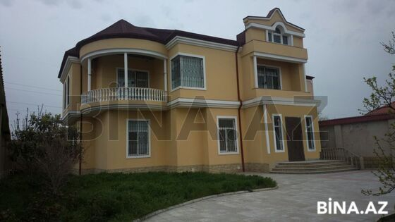 8 otaqlı ev / villa - Sabunçu q. - 400 m² (1)