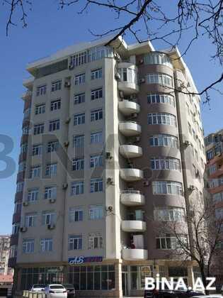 4 otaqlı yeni tikili - Memar Əcəmi m. - 175 m² (1)