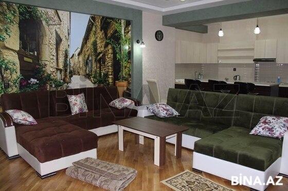 4 otaqlı yeni tikili - 20 Yanvar m. - 140 m² (1)