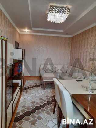 3 otaqlı yeni tikili - Həzi Aslanov q. - 84 m² (1)