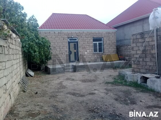 2 otaqlı ev / villa - Bilgəh q. - 48 m² (1)