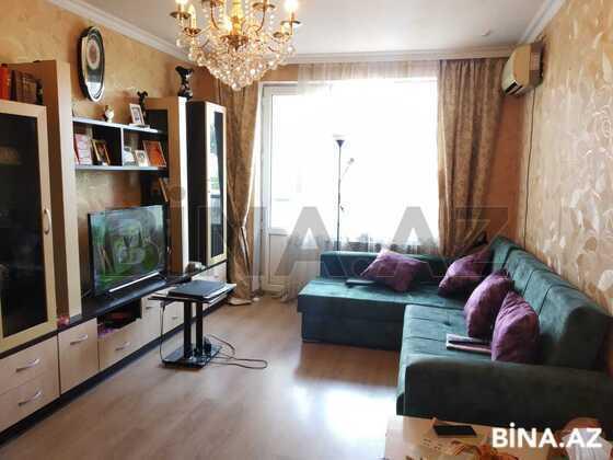 2 otaqlı köhnə tikili - Yasamal r. - 46 m² (1)