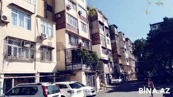 2 otaqlı köhnə tikili - Qara Qarayev m. - 45 m² (1)