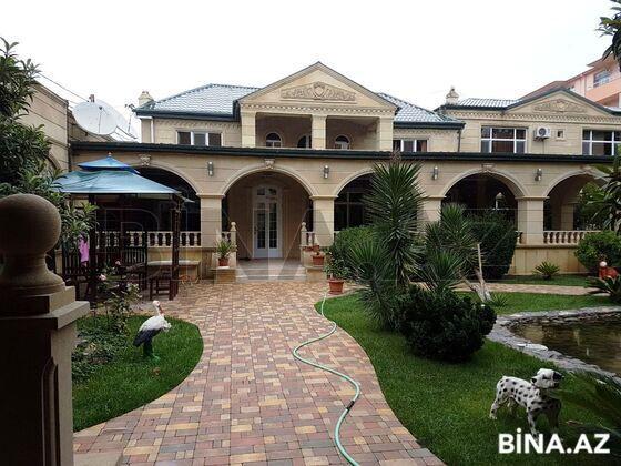 6 otaqlı ev / villa - Badamdar q. - 500 m² (1)