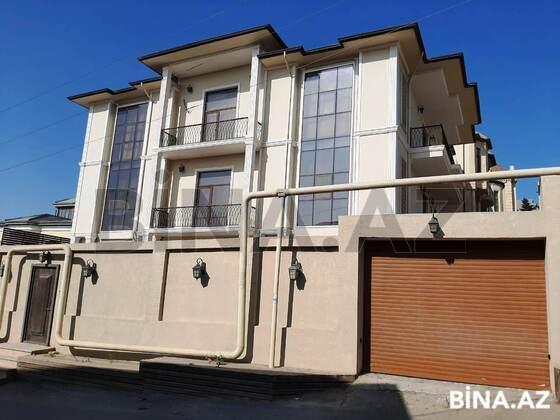 7 otaqlı ev / villa - Badamdar q. - 750 m² (1)