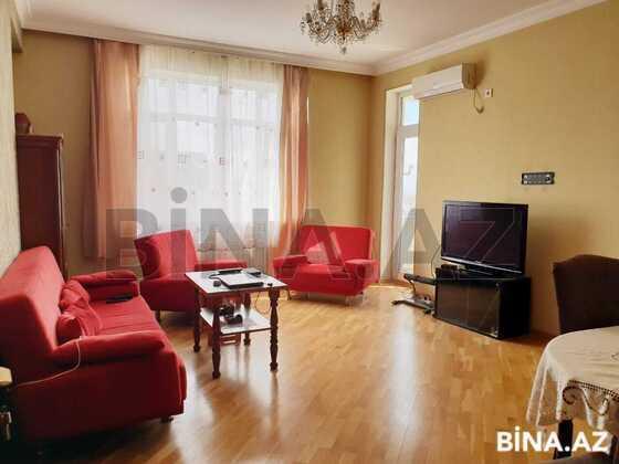 3 otaqlı yeni tikili - Elmlər Akademiyası m. - 115 m² (1)