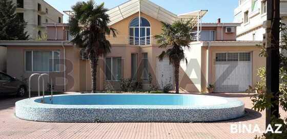 8 otaqlı ev / villa - Badamdar q. - 500 m² (1)