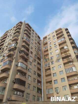 2 otaqlı yeni tikili - Qara Qarayev m. - 80 m² (1)