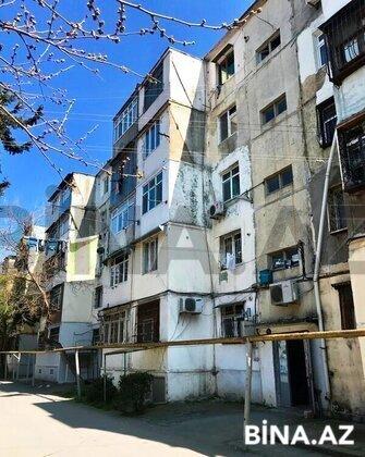 4 otaqlı köhnə tikili - Neftçilər m. - 100 m² (1)