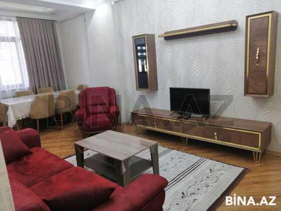 2 otaqlı yeni tikili - İnşaatçılar m. - 60 m² (1)