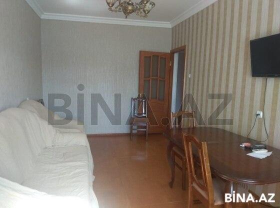 4 otaqlı köhnə tikili - İnşaatçılar m. - 90 m² (1)