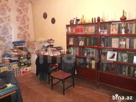 4 otaqlı köhnə tikili - Dərnəgül m. - 95 m² (1)