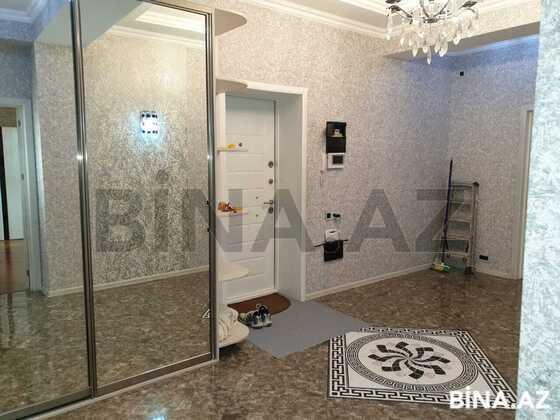 3 otaqlı yeni tikili - Şah İsmayıl Xətai m. - 137 m² (1)