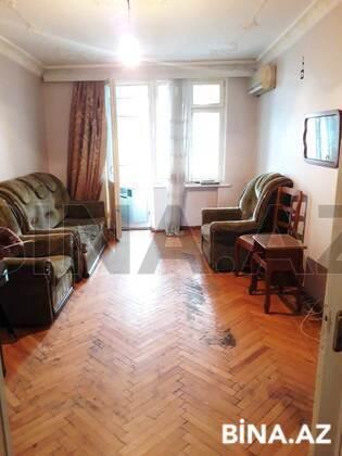 2 otaqlı köhnə tikili - Nəsimi r. - 45 m² (1)