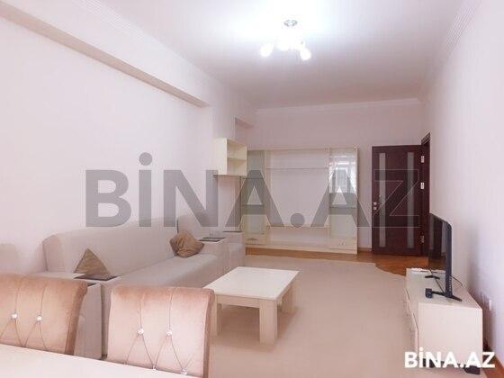 3 otaqlı yeni tikili - Şah İsmayıl Xətai m. - 135 m² (1)