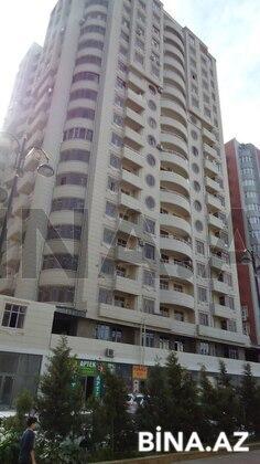2 otaqlı yeni tikili - Şah İsmayıl Xətai m. - 90 m² (1)