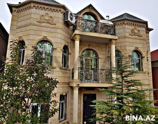 7 otaqlı ev / villa - 7-ci mikrorayon q. - 550 m² (1)