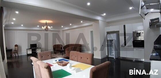 3 otaqlı yeni tikili - Şah İsmayıl Xətai m. - 150 m² (1)