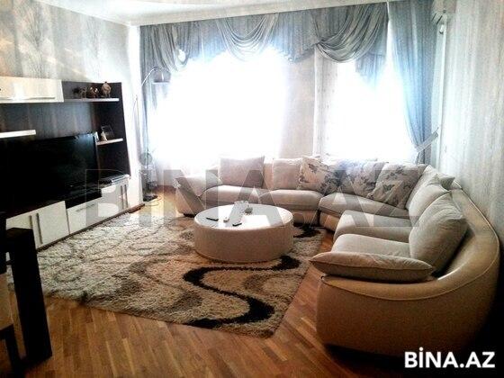 3 otaqlı yeni tikili - Nizami m. - 150 m² (1)
