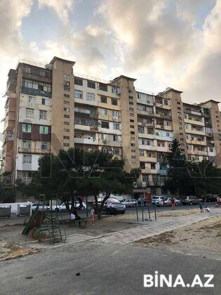 4 otaqlı köhnə tikili - Həzi Aslanov m. - 100 m² (1)