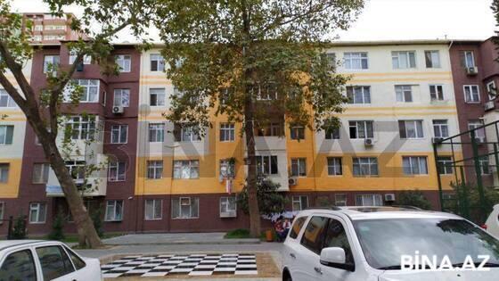 2 otaqlı köhnə tikili - 7-ci mikrorayon q. - 45 m² (1)