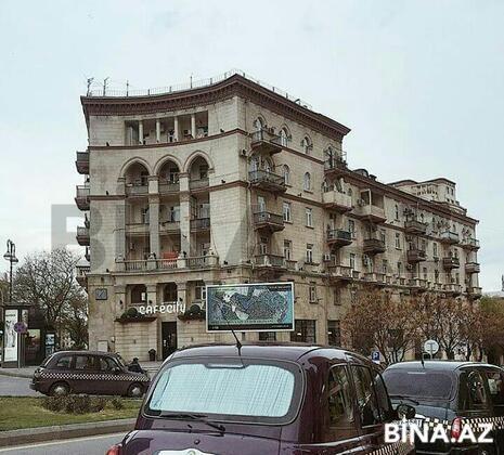 3 otaqlı köhnə tikili - Nizami m. - 85 m² (1)