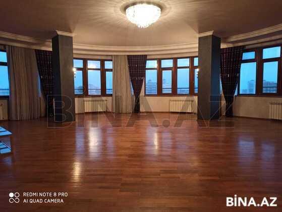 3 otaqlı yeni tikili - Elmlər Akademiyası m. - 156 m² (1)