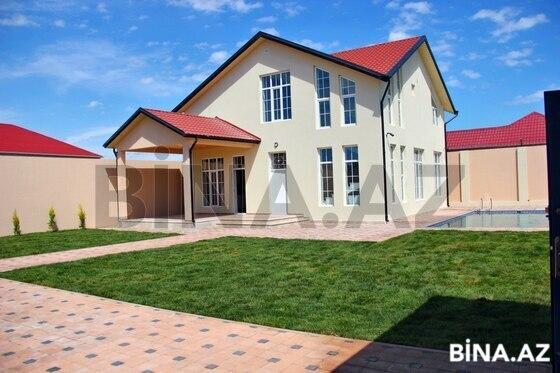 Bağ - Şüvəlan q. - 260 m² (1)
