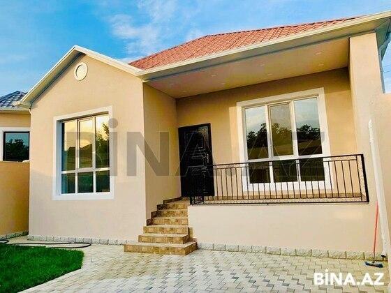 Bağ - Mərdəkan q. - 100 m² (1)
