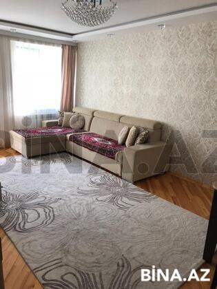 3 otaqlı yeni tikili - Bakıxanov q. - 82 m² (1)