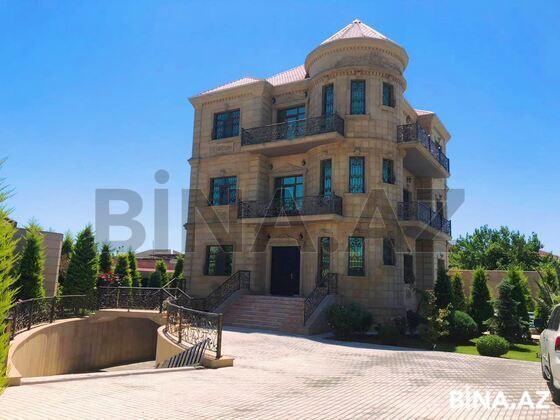 Bağ - Mərdəkan q. - 800 m² (1)
