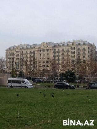 3 otaqlı köhnə tikili - Nizami m. - 120 m² (1)